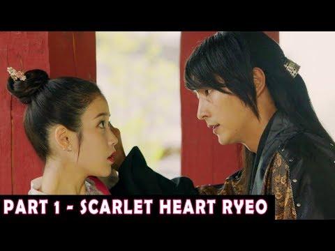 💗 Scarlet Heart Ryeo MV - Part 1   Korean Hindi Mix   Heart Touching Video 💗