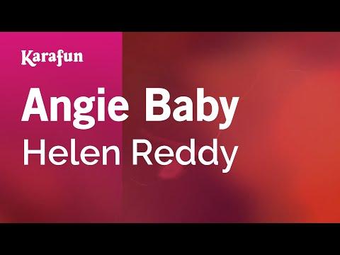Karaoke Angie Baby - Helen Reddy *