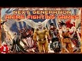 Next Gen Anime Fighting Games - How To Improve Longevity!
