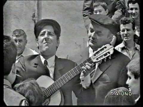 Maria Monti La Balilla E Tre Canzoni Popolari Italiane