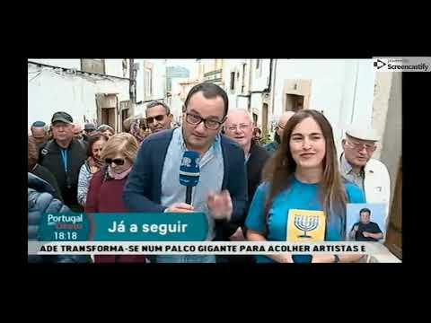 Intro - Portugal em Direto de 20 Maio 2019 - RTP1