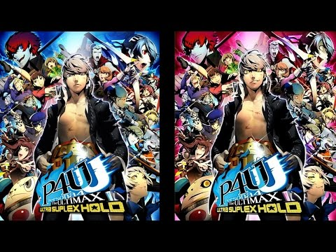 Persona 4 Ultimax - Break Out Of... (Lyrics)