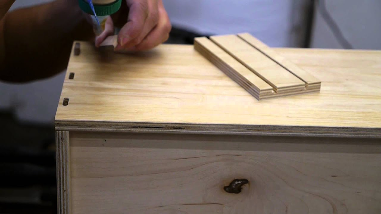 Festool Cabinet Basics Domino Drawers Part 3 Embling The Domidrawers You