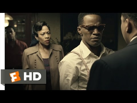 Ray (2/12) Movie CLIP - I Might Be Blind, But I Ain't Stupid (2004) HD