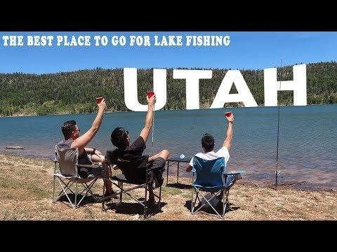 UTAH | Lake Fishing