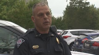 Greenville Police give update on accident that critically injured 13-year-old child Wednesday