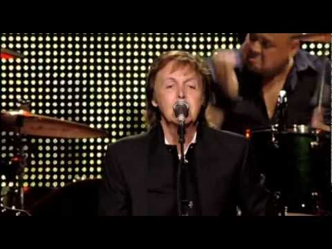 "Paul McCartney ""Only Mama Knows/Flaming Pie/Got To Get You Into My Life"" Live"