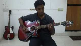 Yaaron dosti KK rockford acoustic guitar chords cover.mp4