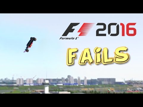 F1 2016 FAIL Compilation