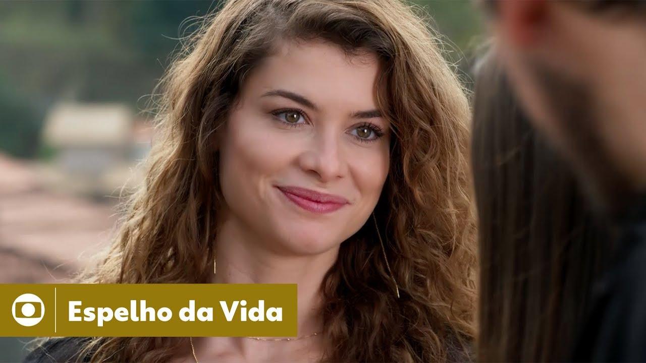 Espelho da Vida: conheça Isabel, personagem de Aline Moraes - YouTube