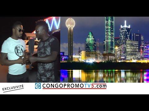 UN MILLIONNAIRE CONGOLAIS DE L'AFRIQUE DU SUD AYE KO TONGA 4 HOTELS NA DALLAS USA