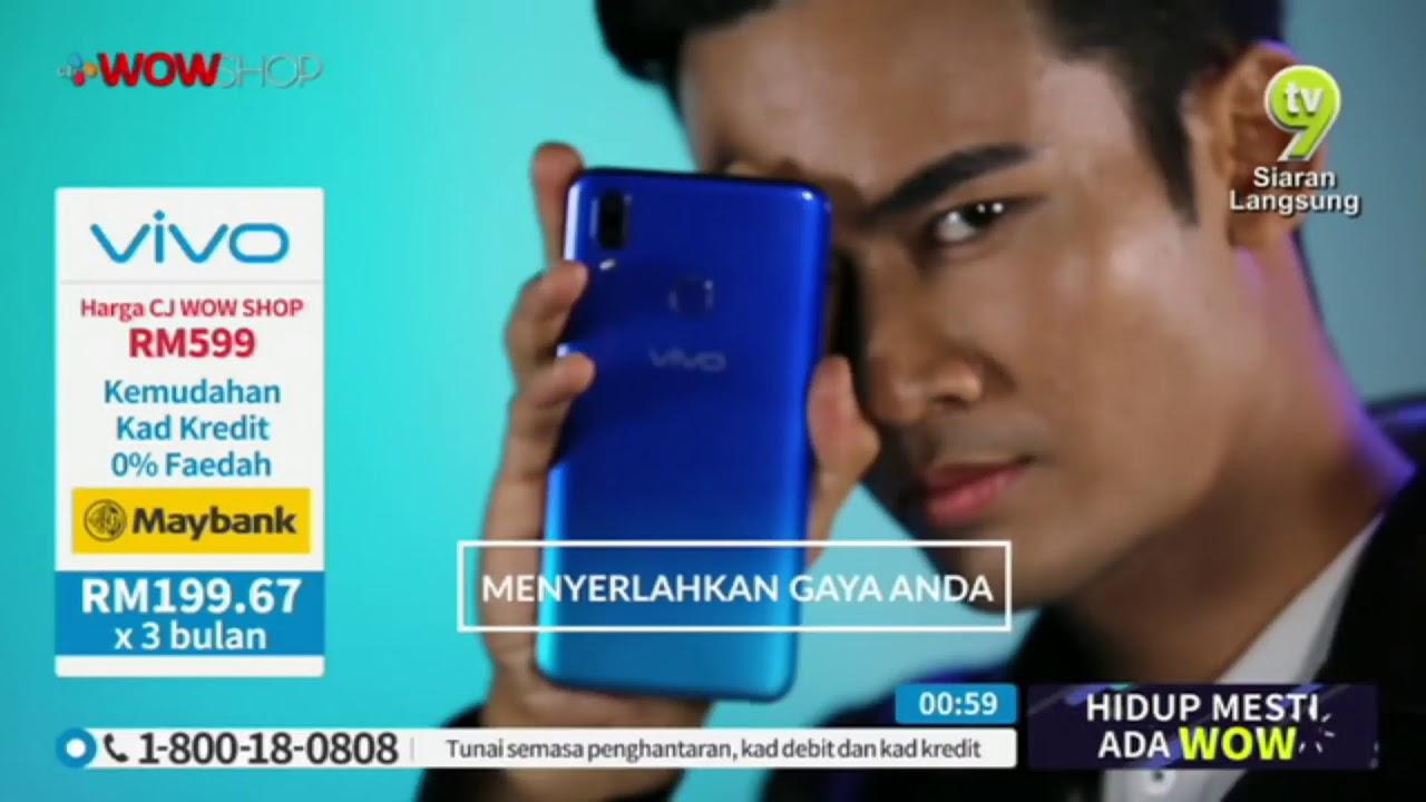 Vivo Y93 Smartphone S2 Tv9 P3961 18 June 2019 Youtube