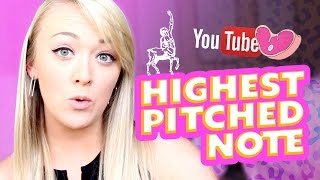 highest pitched note youtube beef centaurs   meghan mccarthy