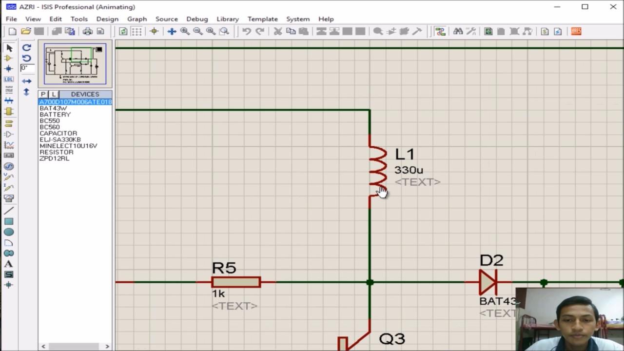 5v To 12v Dc Step Up Converter Circuit Youtube Electronics Technology 5vdc 12vdc Lt1070 Boost