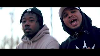 Mill Bill - Crazy Feat. Mark Battles (Official Music Video)