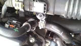 Свист Opel Astra J GTC