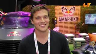 Red Bull Amaphiko at GITEX Future Stars 2017