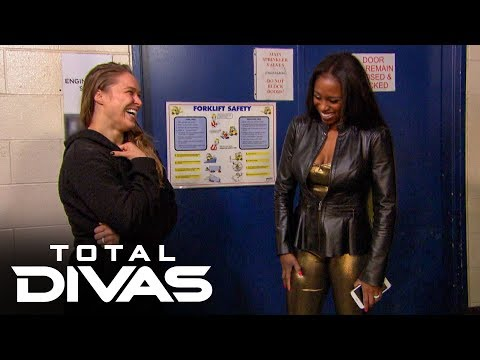 Nia Jax backs out of Ronda's cabin weekend: Total Divas Bonus Clip, Nov. 6, 2019 from YouTube · Duration:  1 minutes 16 seconds