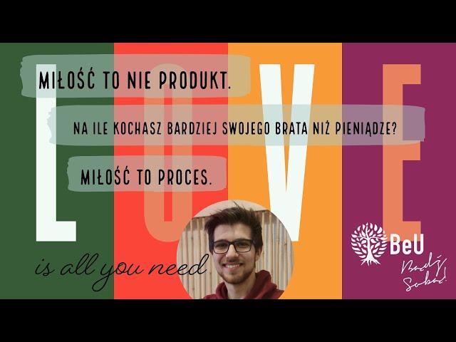Pogadanki #1 - Miłość to nie produkt a proces - Jacek Kikowski & ks. Mateusz Antoniak fdp