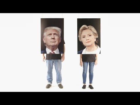 If You're Still An Undecided Voter After You Watch This, There's Something Seriously Wrong With You