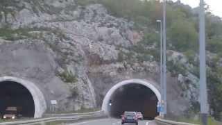 Stari video  Sv. Kuzam (A7) - Vežica (D404) / Old video A7 Sv. Kuzam (A7) - Vežica (D404)  (Croatia)