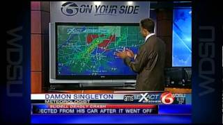 Best Weathercast (T 16) WDSU-TV