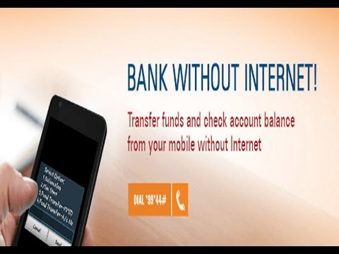 How to Check Your Bank Balance Mini Statement On Mobile Without Internet