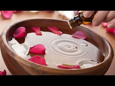 Como Produzir Cosméticos Naturais - Água de Rosas