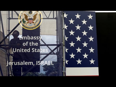 Jerusalem welcomes the new U.S. embassy