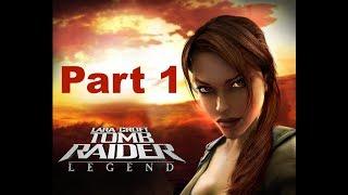 Tomb Raider Legend – Walkthrough – Part 1 Bolivia [No Commentary]