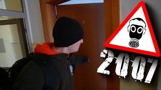 FÜRCHTERLICHER GESTANK aus dem HOTELZIMMER! | Verlassenes Hotel von 2007