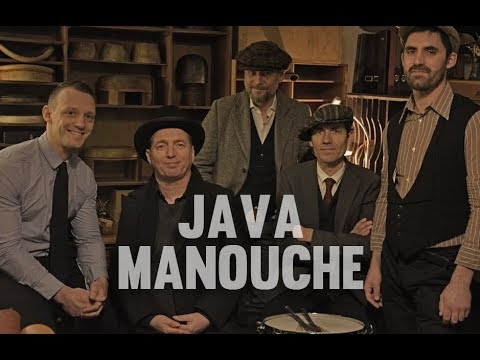 ♦ Swing of France & Daniel Givone ♦ Java Manouche ♦