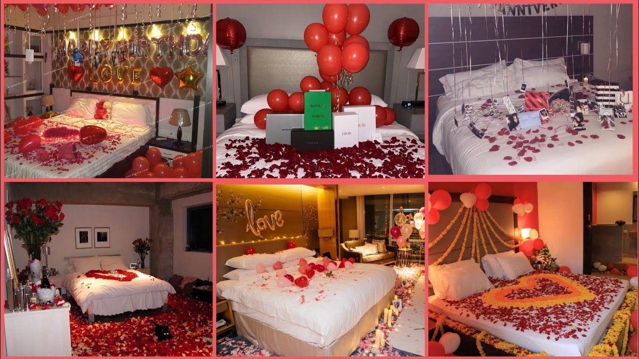 Wow Happy Valentines Day Room Decoration Ideas Colourful And Beautiful Room Decoration Designs 2021 Youtube