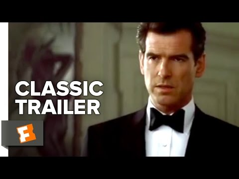 The World Is Not Enough (1999) Official Trailer - Pierce Brosnan James Bond Movie HD