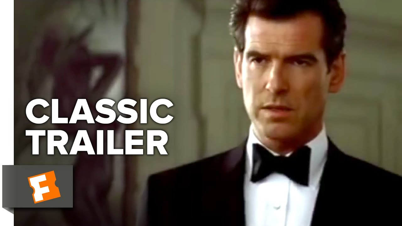 Download The World Is Not Enough (1999) Official Trailer - Pierce Brosnan James Bond Movie HD
