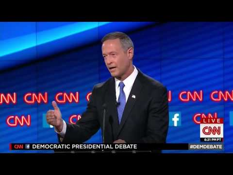 Martin O'Malley on the NRA