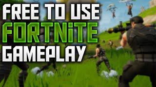 Free To Use | Fortnite Team Rumble Gameplay | 720p 60fps (No Copyright)