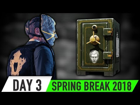 What's new in Day 3 of Spring Break 2018? [PAYDAY 2]