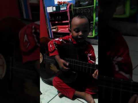 Gitar Potong Bebek Angsa