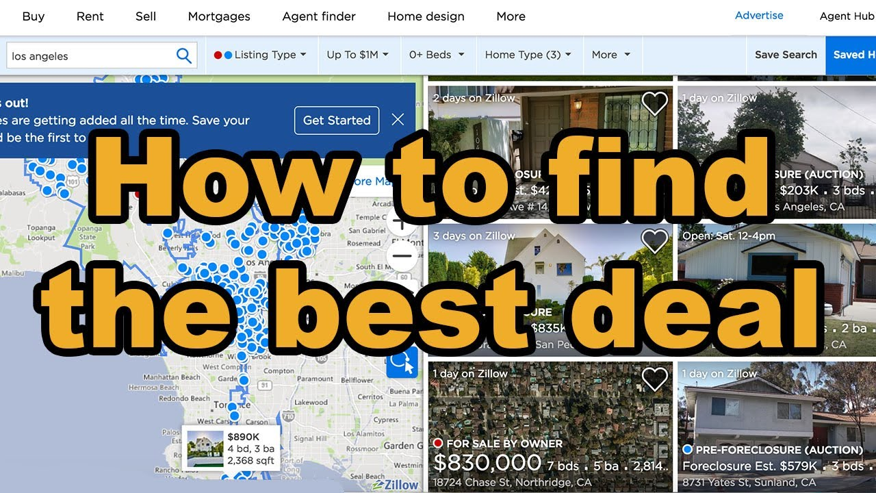 How To Find A Good Deal Off Market Properties In Real Estate Youtube