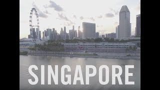 Fly Above Singapore in 4k | Travel + Leisure thumbnail