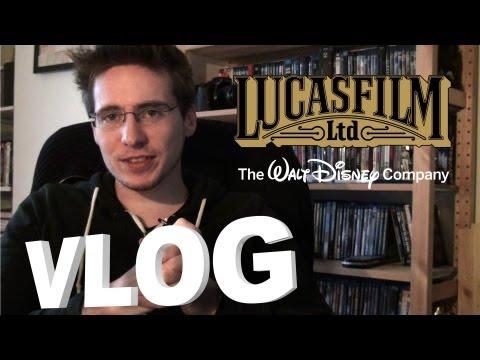 Download Youtube: Vlog - Lucasfilm & Disney