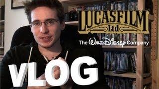 Vlog - Lucasfilm & Disney