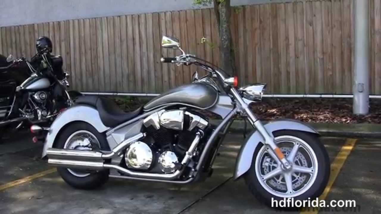 used 2011 honda stateline motorcycles for sale in tampa fl - youtube