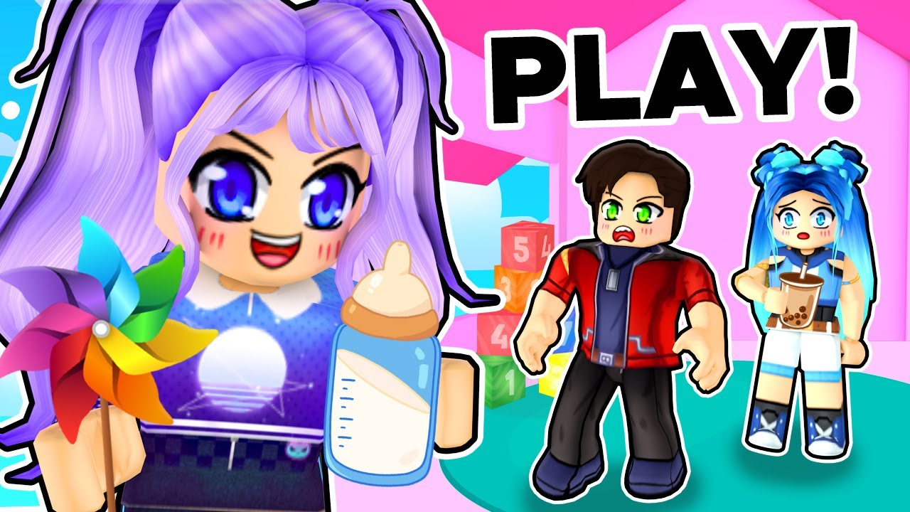Playing with DOLLS in Roblox Ragdoll!