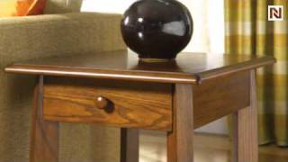 Ascend Rectangular Drawer End Table T2083221-00 By Hammary Furniture