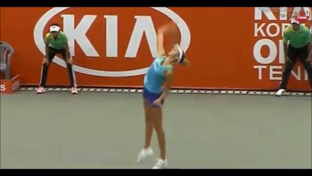 Karolina Pliskova vs Varvara Lepchenko 2014 Final Match ...Varvara Lepchenko Matches