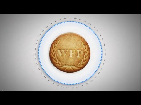 WFP Biscuit Factory-In-A-Box Arrives In Afghanistan!