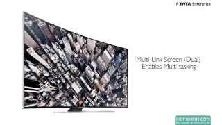 Samsung UA65HU9000R 65-inch Curved 3D Ultra HD LED Smart TV