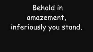 Falconer - Stand in veneration (with lyrics)